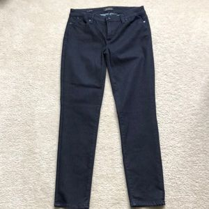 Talbots skinny ankle flawless five pocket denim